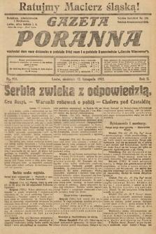 Gazeta Poranna. 1912, nr995