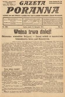 Gazeta Poranna. 1912, nr1003