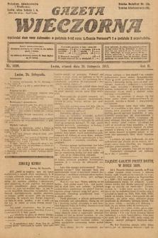 Gazeta Wieczorna. 1912, nr1010