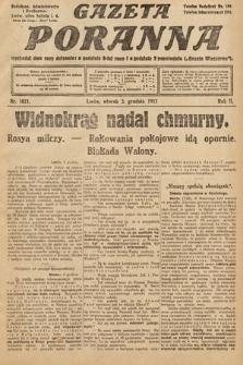 Gazeta Poranna. 1912, nr1021