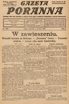 Gazeta Poranna. 1912, nr1025