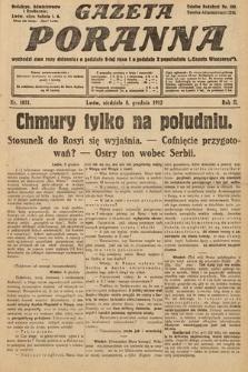 Gazeta Poranna. 1912, nr1031