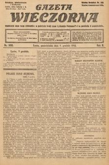 Gazeta Wieczorna. 1912, nr1032