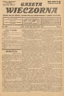 Gazeta Wieczorna. 1912, nr1034