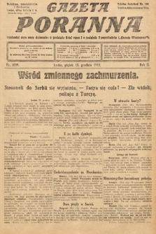 Gazeta Poranna. 1912, nr1039