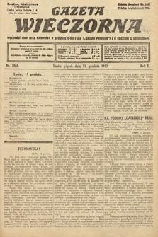 Gazeta Wieczorna. 1912, nr1040