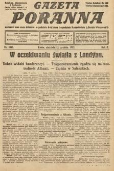 Gazeta Poranna. 1912, nr1043