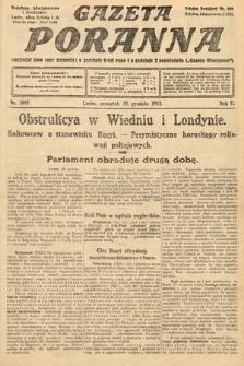 Gazeta Poranna. 1912, nr1049