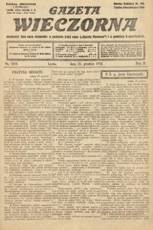Gazeta Wieczorna. 1912, nr1059