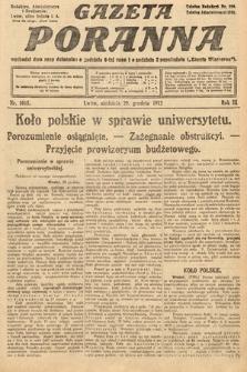 Gazeta Poranna. 1912, nr1062