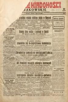 Ostatnie Wiadomości Krakowskie : gazeta popołudniowa dla wszystkich. 1932, nr1