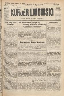 Kurjer Lwowski : organ demokratycznej inteligencji. 1926, nr7