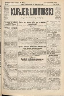 Kurjer Lwowski : organ demokratycznej inteligencji. 1926, nr8