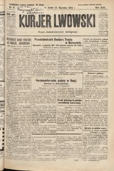 Kurjer Lwowski : organ demokratycznej inteligencji. 1926, nr9