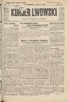 Kurjer Lwowski : organ demokratycznej inteligencji. 1926, nr13