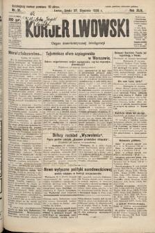 Kurjer Lwowski : organ demokratycznej inteligencji. 1926, nr21