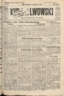 Kurjer Lwowski : organ demokratycznej inteligencji. 1926, nr25