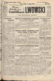 Kurjer Lwowski : organ demokratycznej inteligencji. 1926, nr28