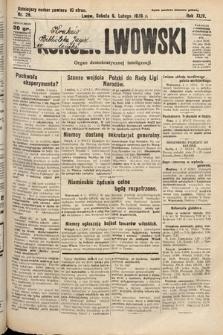 Kurjer Lwowski : organ demokratycznej inteligencji. 1926, nr29