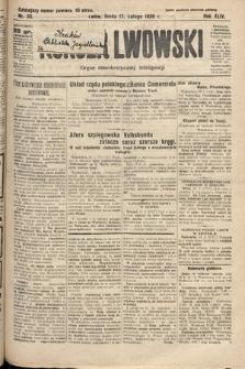 Kurjer Lwowski : organ demokratycznej inteligencji. 1926, nr38