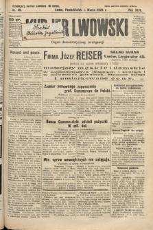 Kurjer Lwowski : organ demokratycznej inteligencji. 1926, nr49