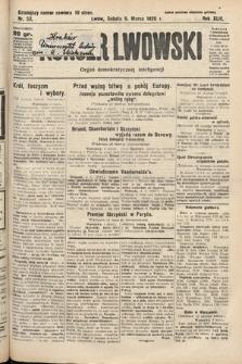 Kurjer Lwowski : organ demokratycznej inteligencji. 1926, nr53