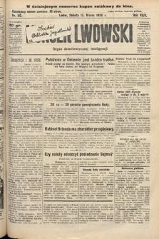 Kurjer Lwowski : organ demokratycznej inteligencji. 1926, nr59