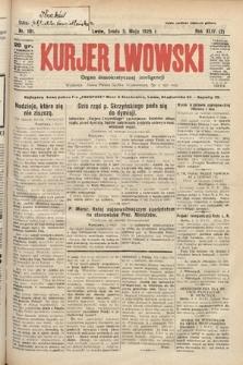 Kurjer Lwowski : organ demokratycznej inteligencji. 1926, nr101