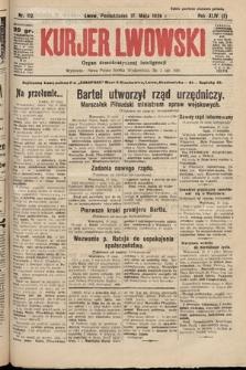 Kurjer Lwowski : organ demokratycznej inteligencji. 1926, nr112