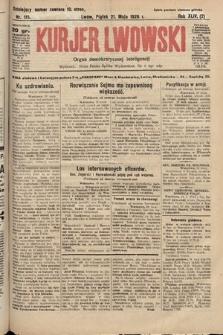 Kurjer Lwowski : organ demokratycznej inteligencji. 1926, nr115