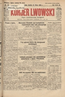 Kurjer Lwowski : organ demokratycznej inteligencji. 1926, nr116