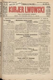 Kurjer Lwowski : organ demokratycznej inteligencji. 1926, nr117