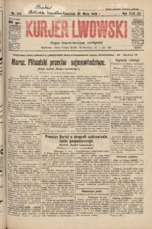 Kurjer Lwowski : organ demokratycznej inteligencji. 1926, nr122