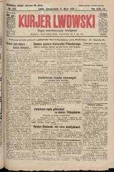 Kurjer Lwowski : organ demokratycznej inteligencji. 1926, nr123