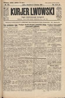 Kurjer Lwowski : organ demokratycznej inteligencji. 1926, nr128