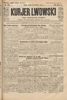 Kurjer Lwowski : organ demokratycznej inteligencji. 1926, nr130