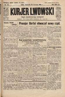 Kurjer Lwowski : organ demokratycznej inteligencji. 1926, nr131