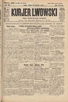 Kurjer Lwowski : organ demokratycznej inteligencji. 1926, nr132