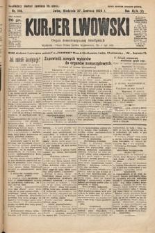 Kurjer Lwowski : organ demokratycznej inteligencji. 1926, nr146