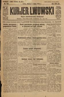 Kurjer Lwowski : organ demokratycznej inteligencji. 1926, nr150