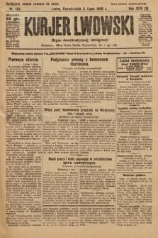 Kurjer Lwowski : organ demokratycznej inteligencji. 1926, nr152
