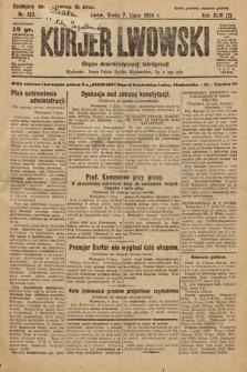 Kurjer Lwowski : organ demokratycznej inteligencji. 1926, nr153