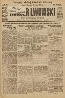 Kurjer Lwowski : organ demokratycznej inteligencji. 1926, nr157