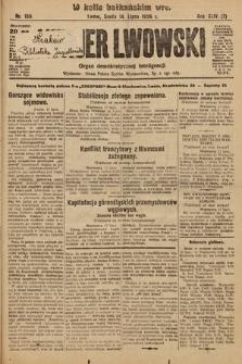 Kurjer Lwowski : organ demokratycznej inteligencji. 1926, nr159