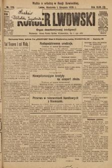 Kurjer Lwowski : organ demokratycznej inteligencji. 1926, nr175