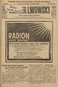 Kurjer Lwowski : organ demokratycznej inteligencji. 1926, nr182