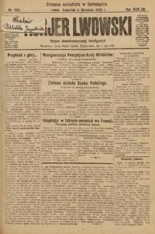 Kurjer Lwowski : organ demokratycznej inteligencji. 1926, nr202