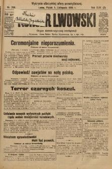Kurjer Lwowski : organ demokratycznej inteligencji. 1926, nr256