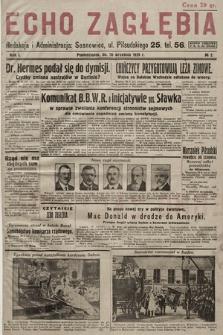 Echo Zagłębia. 1929, nr2
