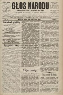 Głos Narodu : dziennik polityczny, założony w roku 1893 przez Józefa Rogosza (wydanie poranne). 1902, nr5